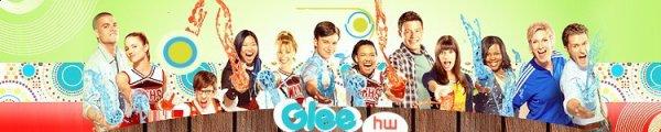 Sarah Drew alias April Kepner dans la série Glee