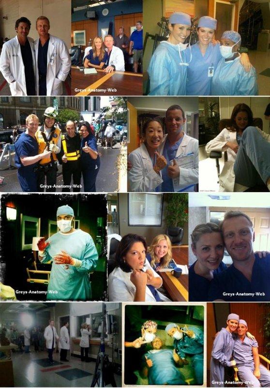 Grey's Anatomy Saison 8 Promo