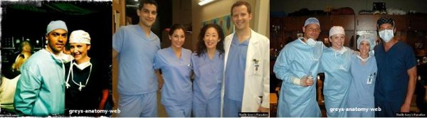 Grey's Anatomy Saison 9 ??