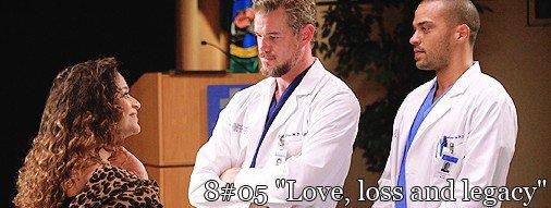 Grey's Anatomy Saison 8