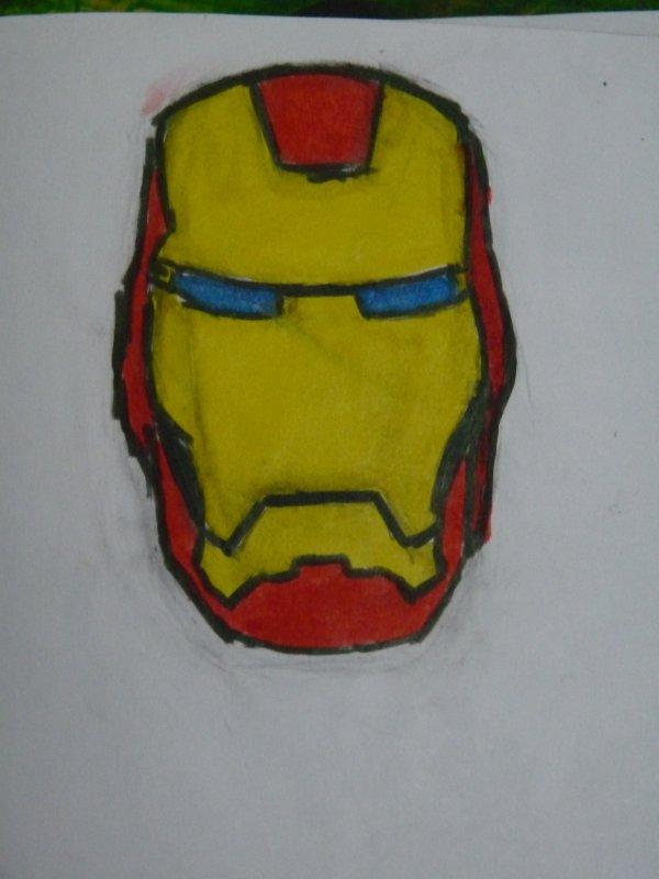 Iron Man. XD