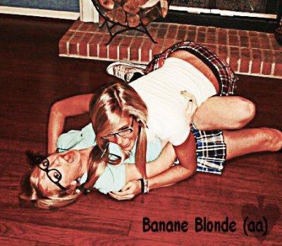 Ma Banane Blonde ♥
