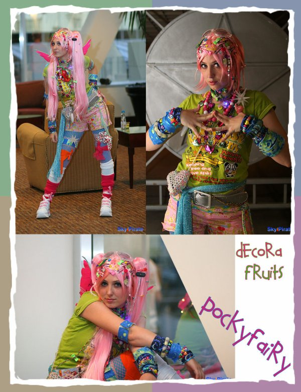 FRUITS!!!! :DD - Decora .