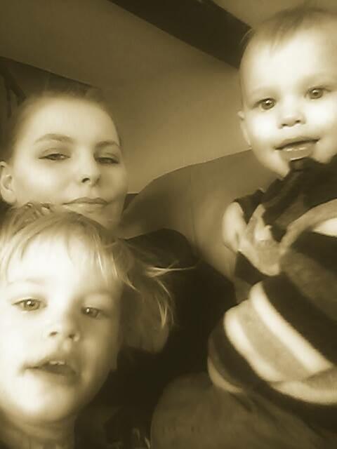 Moi et mes 2 garçon vous aimes