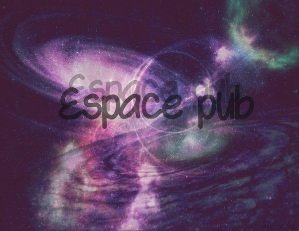 Espace pub.