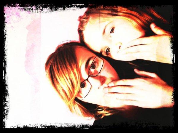 Ma soeur et moi :) <3 !