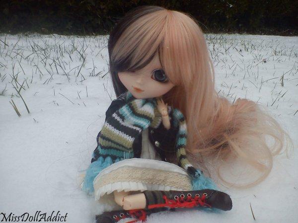 Snow !
