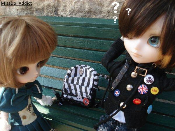 L'arrivée de Yumi