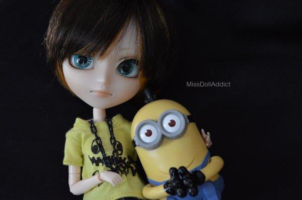 Ollie et son Obi !