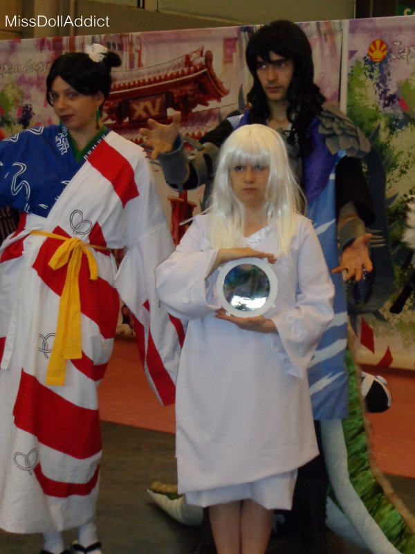 Japan Expo ヾ(@°▽°@)ノヾ