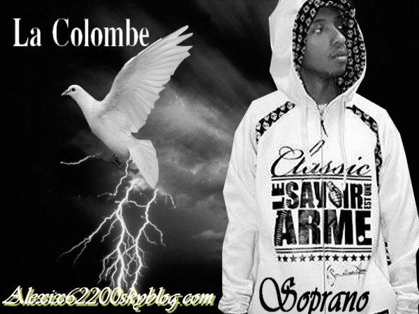 new montage soprano la colombe