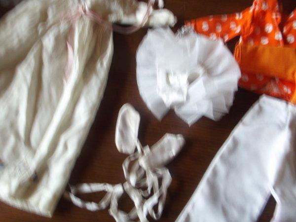 Vêtements pour Cathie en cadeau !!!
