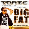 tonic ft.tarantula man vs daft punk big fat (by nikos bootleg)