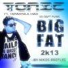tonic ft tarantula man vs daft punk - big fat 2k13 ( by nikos bootleg)