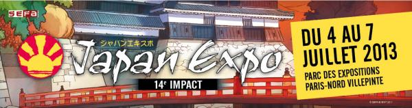 Japan Expo 14ème Impact