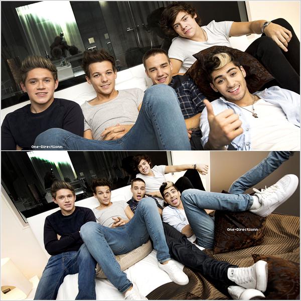 . 02/11 : Les One Direction étaient présent à l'émission xFactor en Suède. Ils ont chanté WMYB et LWWY.   .