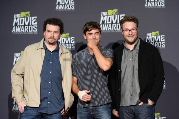 2013 MTV Movie Awards Show (14 avril 2013)
