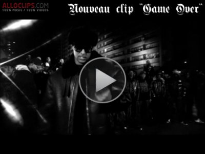 "NOUVEAU CLIP ""GAME OVER"""
