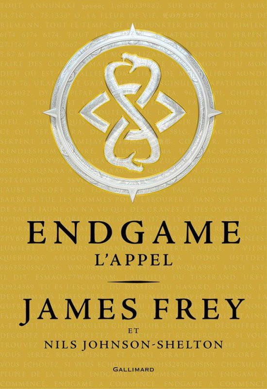 End Game Tome 1 : L'appel