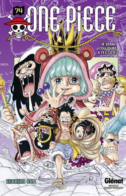One Piece Tome 74 (sortie le 1/04)