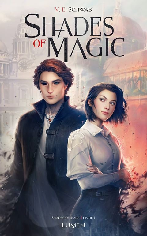 A Darker shade of Magic Tome 1