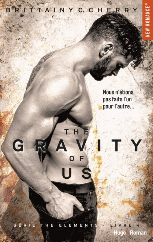 Elements Tome 4 : The Gravity of Us