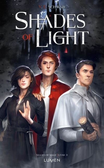 Shades of Magic Tome 3 : Shades of Light