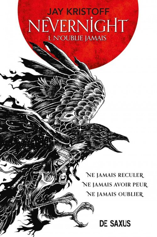 Nevernight Tome 1 : N'oublie jamais