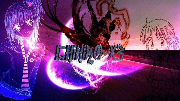 Logo pour Chihiro-x3