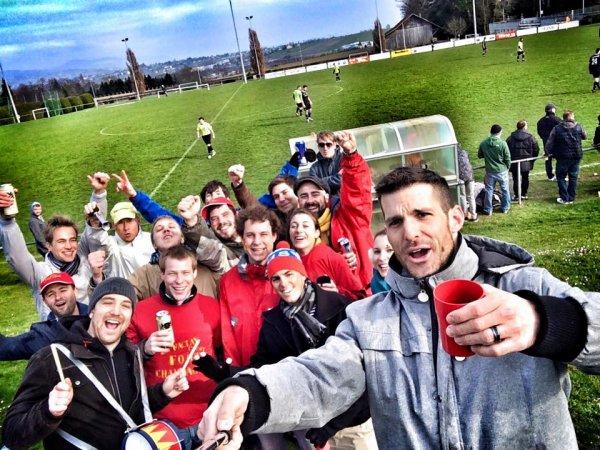 12.04.2015 FC Lonay - FC Foward Morges