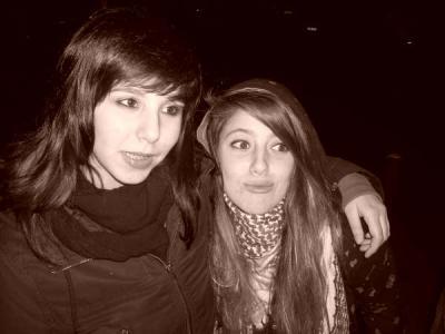 Carlaaa et Justiine =)