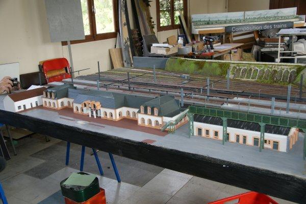 Suite de la Gare de Vierzon