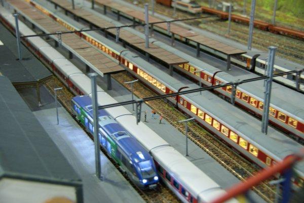Module gare de Vierzon