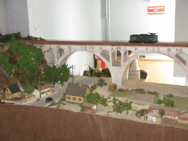 Viaduc de St Florent sur Cher H0 (suite)