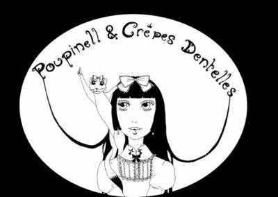 Poupinell et Crêpes Dentelle