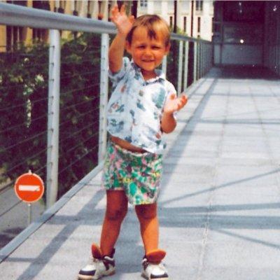Moi quand j'étais petit