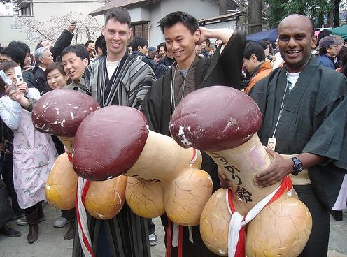 Kanamara Matsuri ou fête du Phallus