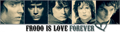 Frodo Is Love Forever