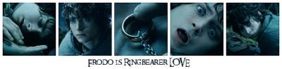 Frodo is Ringbearer