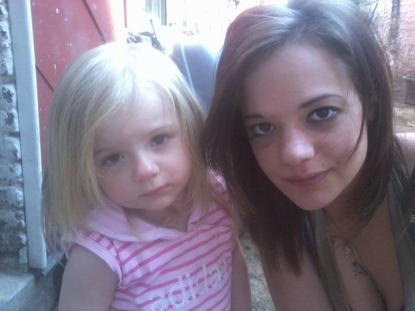 Maëlynn & Moi