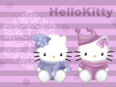 Hello kitty et sa soeur mimi blog de hello kitty 2010 - Hello kitty et mimi ...