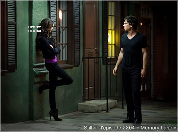.Nouvelle magnifique photo promo de Nina pour la saison 2 de « The Vampire Diaries »..