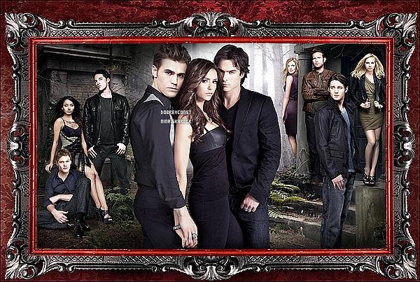 Nouvelles photos promotionnelles pour la saison 2 de « Vampire Diaries ». Photoshop !