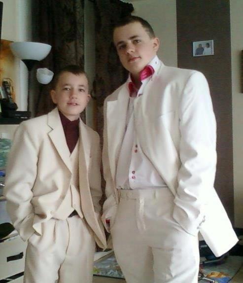 Mon frère (a gauche) Et Moi :D