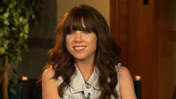 Interview de Carly Rae Jepsen pour Access Hollywood