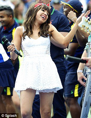 Carly Rae Jepsen : Arthur Ashe Kids' Day