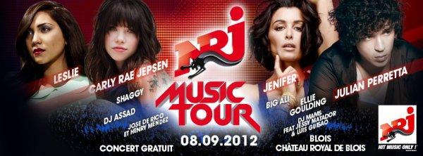 NRJ Music Tour Blois
