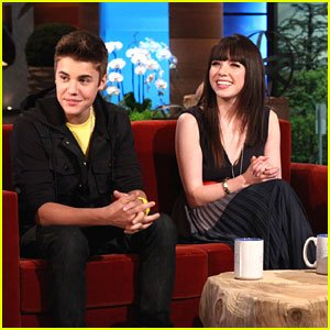 Beautiful, Justin Bieber et Carly Rae Jepsen