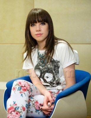 Carly à Berlin ; Photoshoot ; Glee