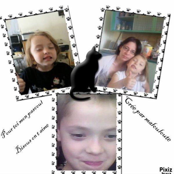 (4eme) moi ma fille et mon fils